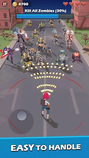 Mow Zombies apk mod