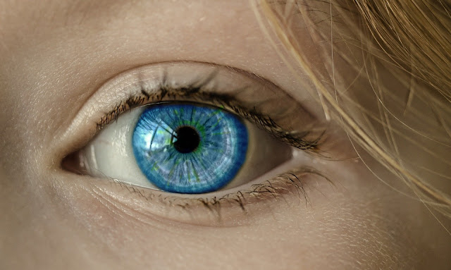 Our eyes can reveal how we feel and our thoughts