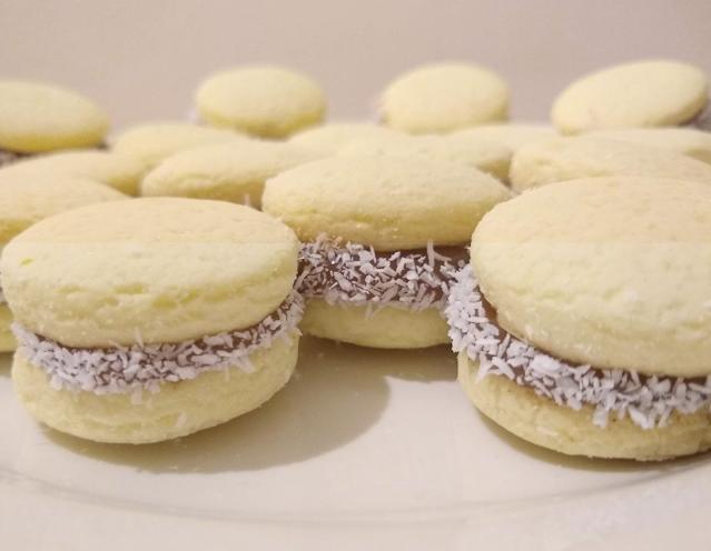 Cornstarch Cookie Recipe