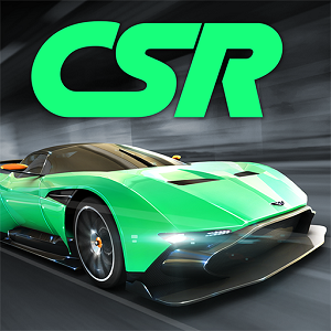 CSR Racing mod game