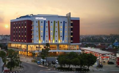 LOKER ACCOUNTING SPV AMARIS HOTEL PALEMBANG JUNI 2020