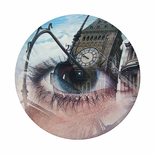 15-The-London-Eye-Simon-Hennessey-Acrylic-Paintings-of-Portraits-and-Places-www-designstack-co