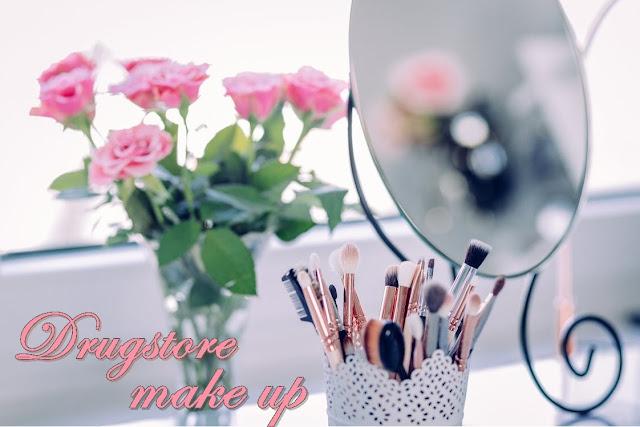 drugstore makeup i use, šminka, drogerija, šminka koju koristim, kozmetika