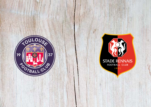 Toulouse vs Rennes -Highlights 29 February 2020