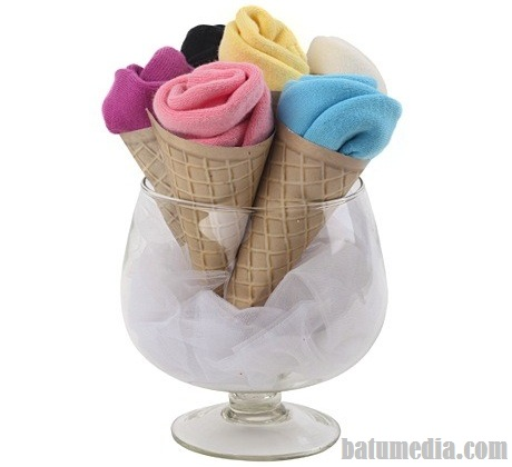Ice Cream Sock