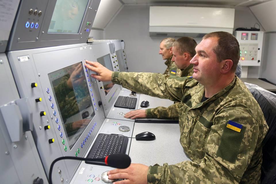 На полігоні «Ягорлик» тривають стрільби ЗРК С-125-2Д1, «Оса-АКМ»«Бук-М1», С-300В1
