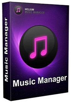 Helium Music Manager 12.4 Build 14731 Premium Edition poster box cover