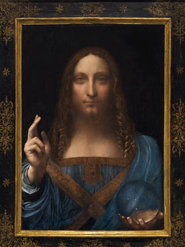Top 5 most expensive piece of art