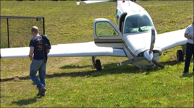 Kathryn's Report: Beech F33A Bonanza, N84MD: Accident
