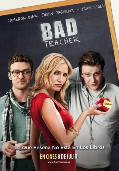 Bad Teacher Trailer En Españoltrailers Y Estrenos