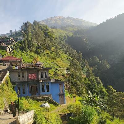 Nepal Van Java Magelang