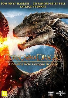 Coração de Dragão 4: A Batalha Pelo Coração de Fogo - BDRip Dual Áudio