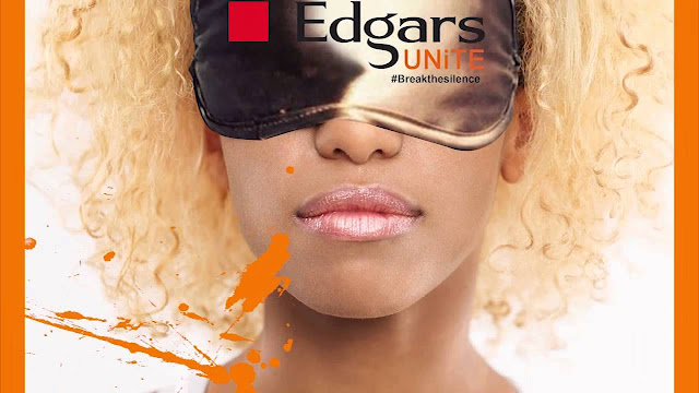 Edgars UNiTE Orange Run #BreakTheSilence @EdgarsOrangeDay 2 Dec 2017 #6KM #Sandton #Jozi