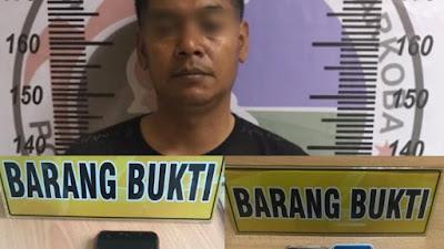 Miliki Sabu, Bagol Kena Ciduk Satresnarkoba Polresta Tangerang