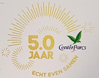 www.centerparcs.nl EXCLUSIEF voor gasten 50 jaar Center Parcs