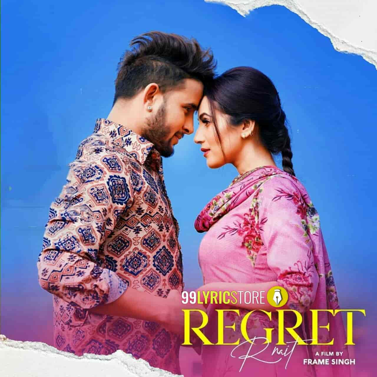 Regret Punjabi Song Images By R Nait