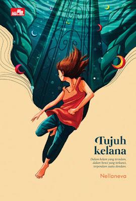 review, novel, tujuh, kelana, nellaneva