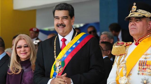Maduro destaca la cohesión y unión entre las Fuerzas Armadas