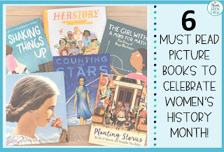 womens history picture books