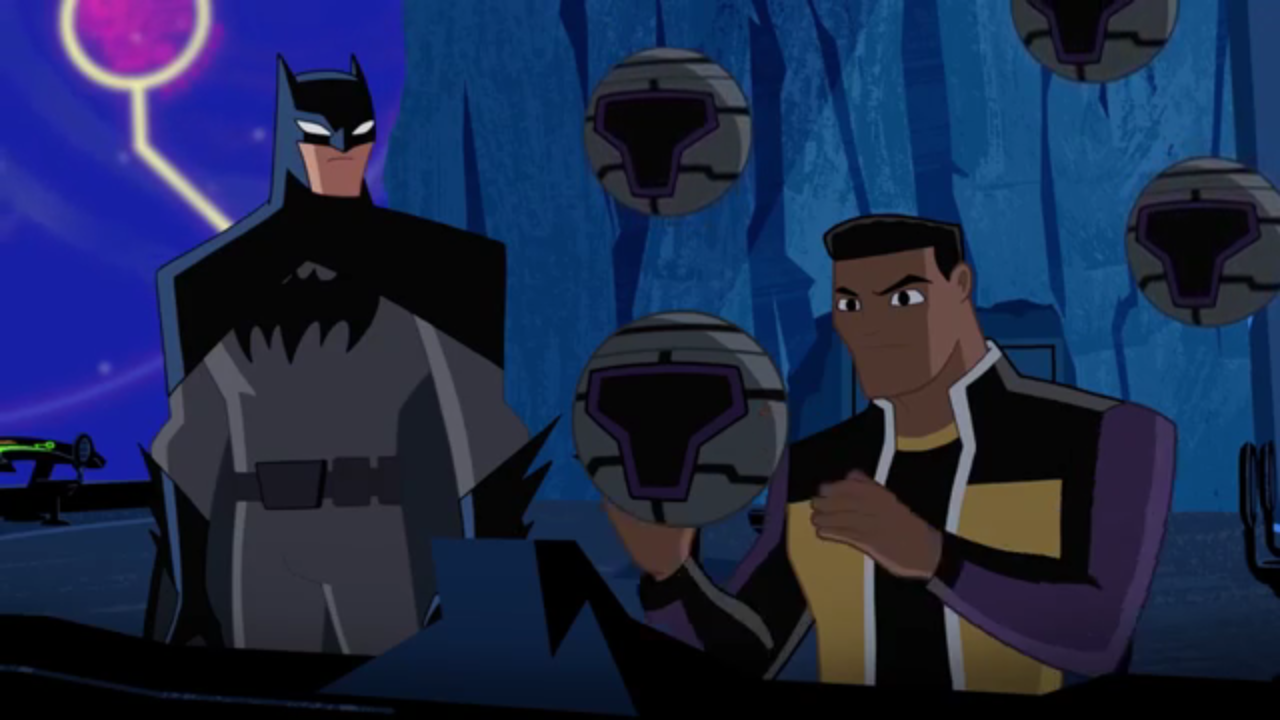 New Justice League Action  Sneak Peek Pits Batman With The Smartest People In The Universe.
