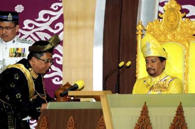 Sultan Mizan Zainal Abidin, Ahmad Razif Abd Rahman, Menteri Besar Terengganu,  MB Terengganu, Darjah Kebesaran