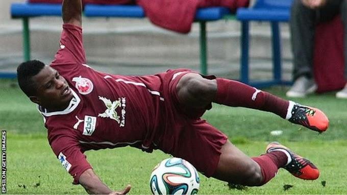Ghana's Mubarak Wakaso joins Panathinaikos from Rubin Kazan