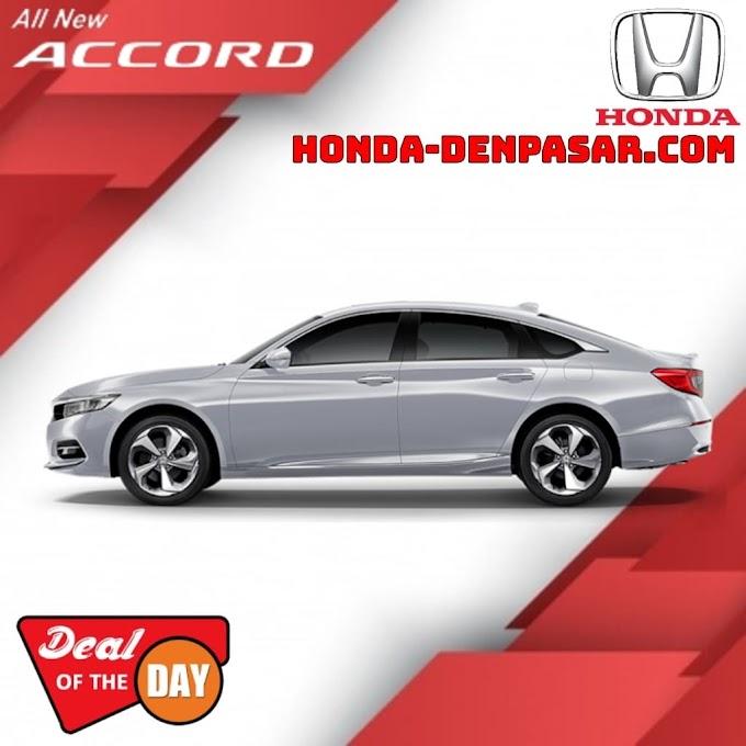 Promo Honda Accord Bali