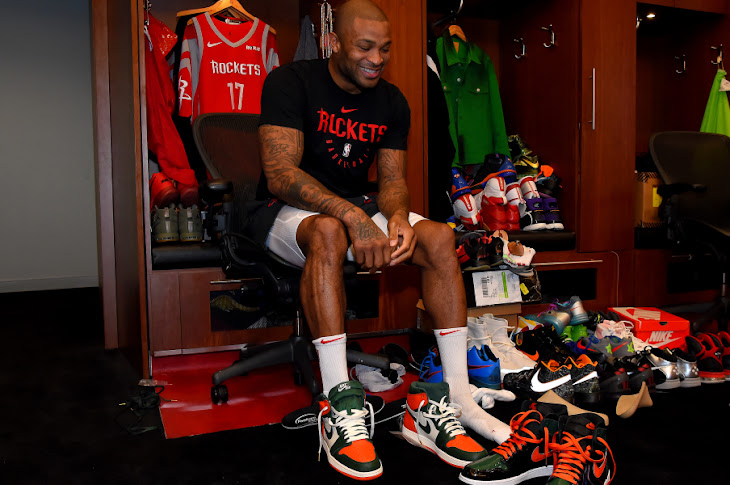 P.J. Tucker Will Open A Sneaker Store In Houston