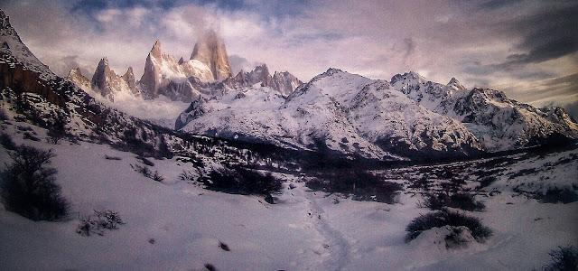 Cerro Fitzroy, El Chalten, Santa Cruz, Argentina