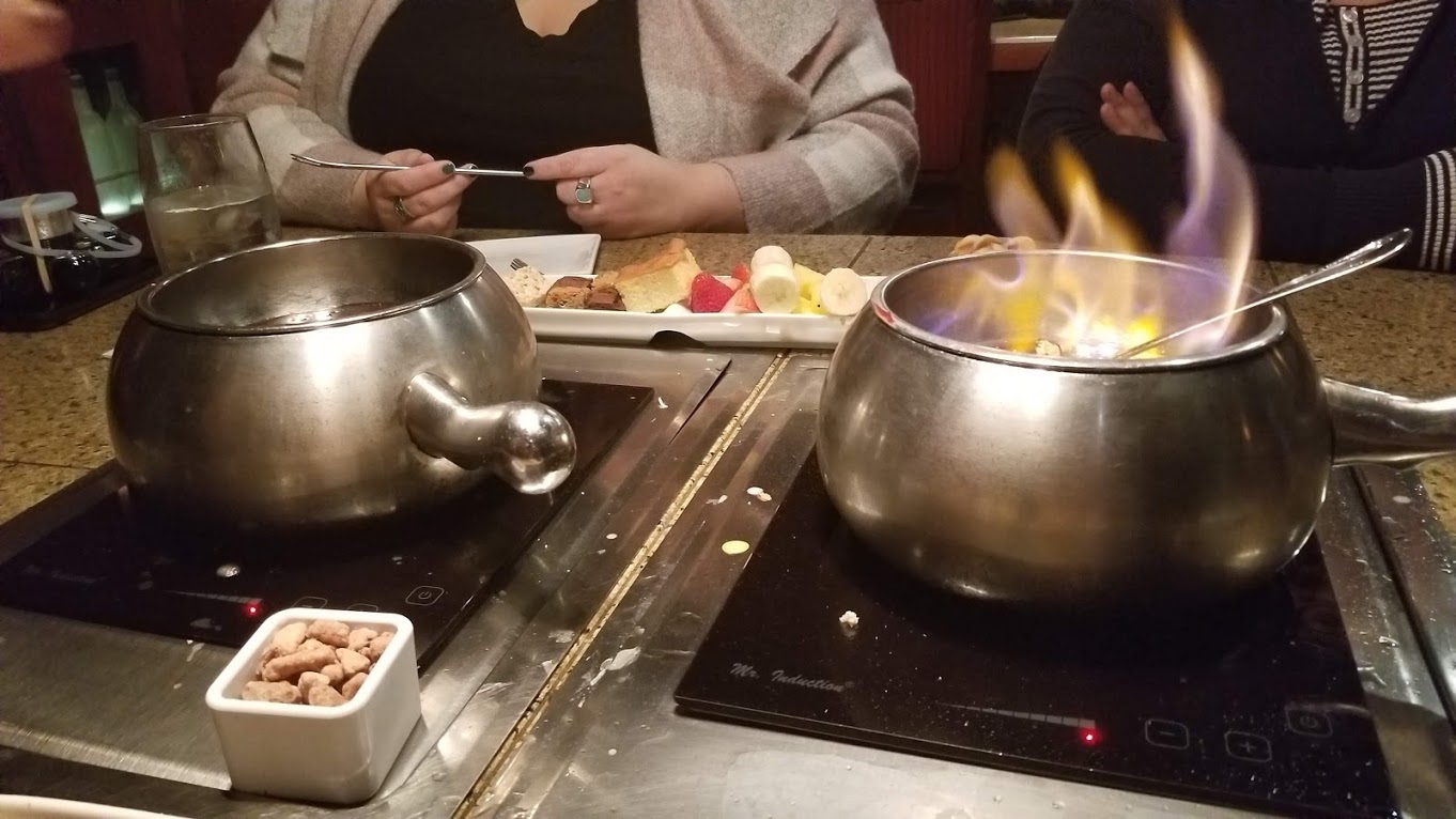 Melting Pot, Troy, Michigan