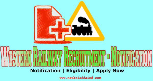 Western Railway RRB Paramedical Staff