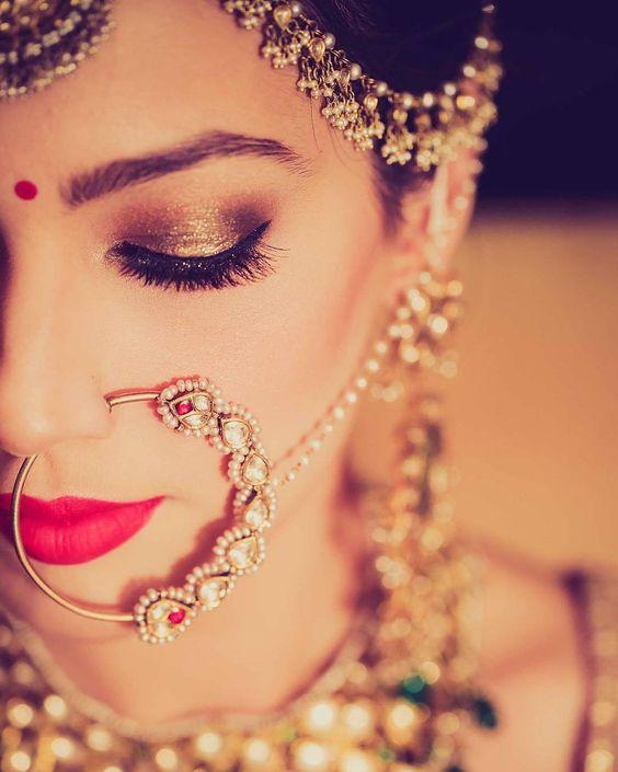 30 Latest Bridal Eye Makeup Looks Indian Bridal Makeup Series