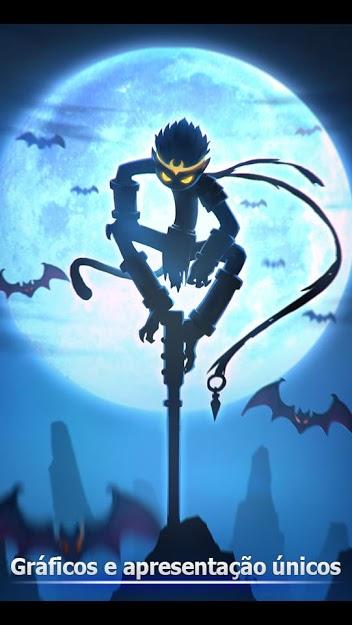 League of Stickman 2020- Ninja Arena PVP(Dreamsky) MOD COMPRAS GRÁTIS 5.9.7