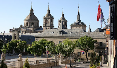 Pueblo de San Lorenzo del Escorial, viajes y turismo