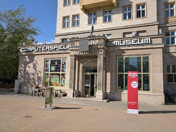 Mitä Berliinin Computerspielemuseum tarjoaa pelaajalle?