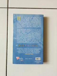 Blue-Eyed Devil (Cinta Tak Terduga)
