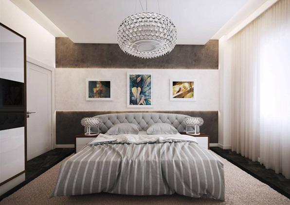 desain kamar rumah minimalis modern