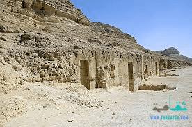 مقابر بني حسن