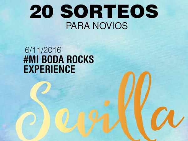 Expositores & Sorteos Mi Boda Rocks Experience Sevilla
