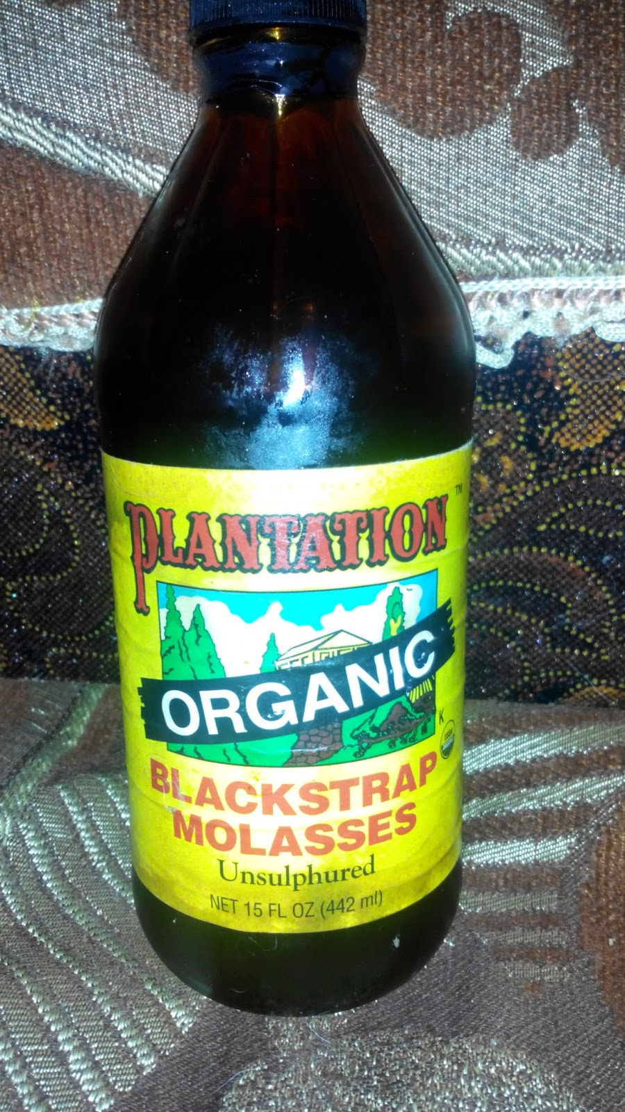 Plantation Organic Blackstrap Molasses Benefits