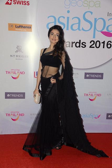 Divya Khosla Kumar, Sana Khan, Tisca Chopra Look Super Hot At The Geo Asia Spa Awards 2017