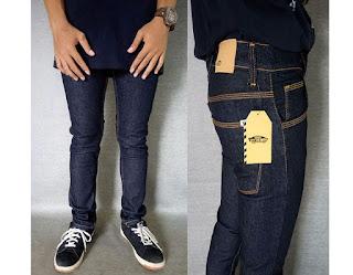 celana jeans pria, celana jeans skinny, celana jeans hitam garment