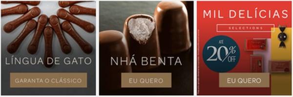 Chocolates Kopenhagen comprar online