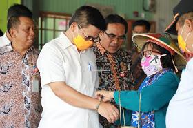 Penerima Manfaat di Kaltara Bakal Terima Bantuan Rp 3.550.000