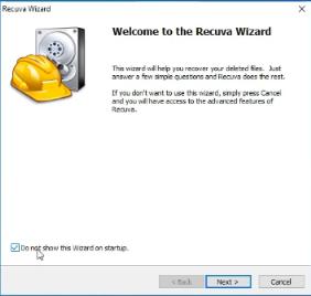 Cara Mengembalikan File yang Terhapus
