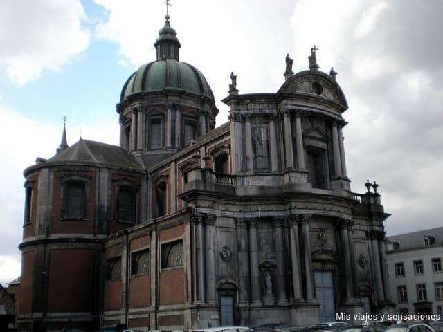 Catedral de Saint-Aubain, Namur, Valonia, Bélgica