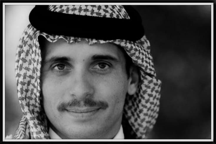 نفت الاردن خبر اعتقال الامير حمزه بن الحسين