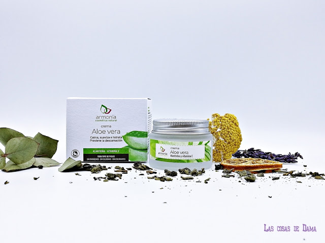 Armonía Cosmética Natural facial cremas beauty belleza skincare reciclar