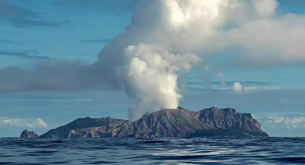Νέα Ζηλανδία: Έκρηξη ηφαιστείου με τουλάχιστον έναν νεκρό - Βίντεο, φωτογραφίες