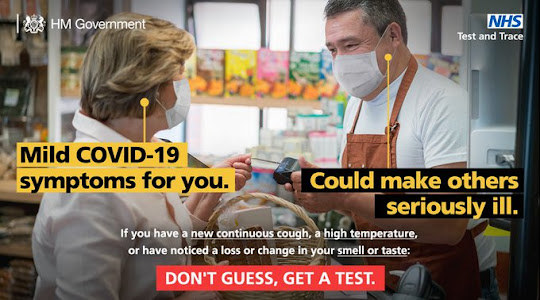 Mild for you serious for them if in doubt get a test